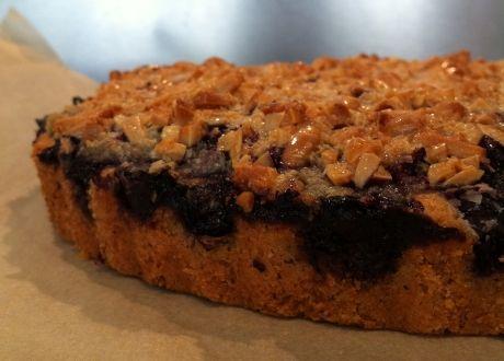 Blueberry Almond Financier Cake   Food n Drink   Pinterest