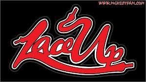 lace up mgk logo  Uploaded to Pinterest