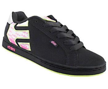 Etnies:Womens Etnies Fader Skate Shoes