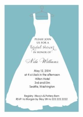 Bridal Shower Invitations | Bridal Shower Cards