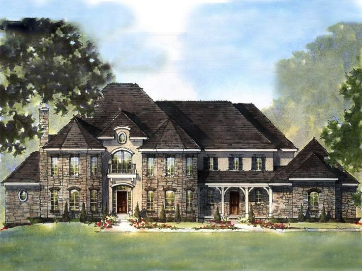 Fieldstone Midwest Schumacher Homes Dream Home