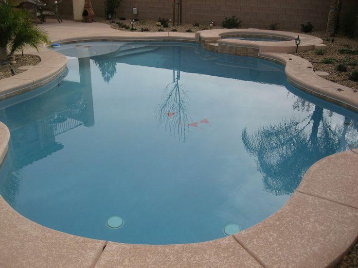backyard oasis pool and spa free form pools pinterest