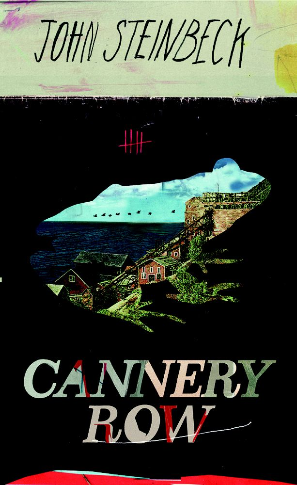 an analysis of the novel cannery row by john steinbeck Cannery row by john steinbeck and jessica hische  see all books by john steinbeck, jessica hische about john steinbeck john steinbeck, born in salinas .