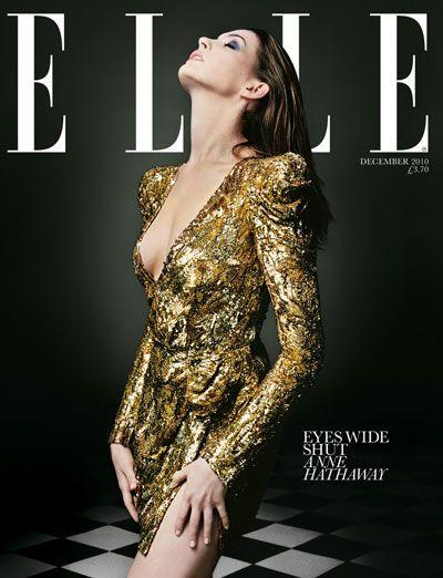 Anne Hathaway, Elle