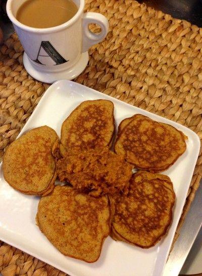 Sweet Potato Pie Pancakes | Pancakes and Waffles | Pinterest