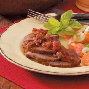 Braised Beef Roast | food | Pinterest
