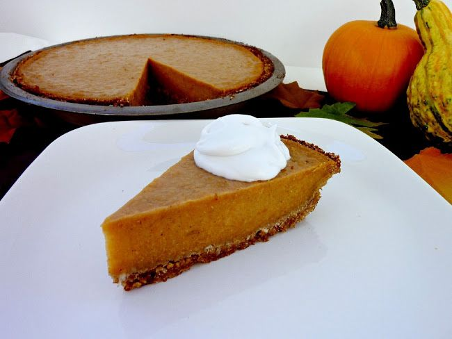 Vegan Coconut Sweet Potato Pie | Vegan Pie in the sky | Pinterest