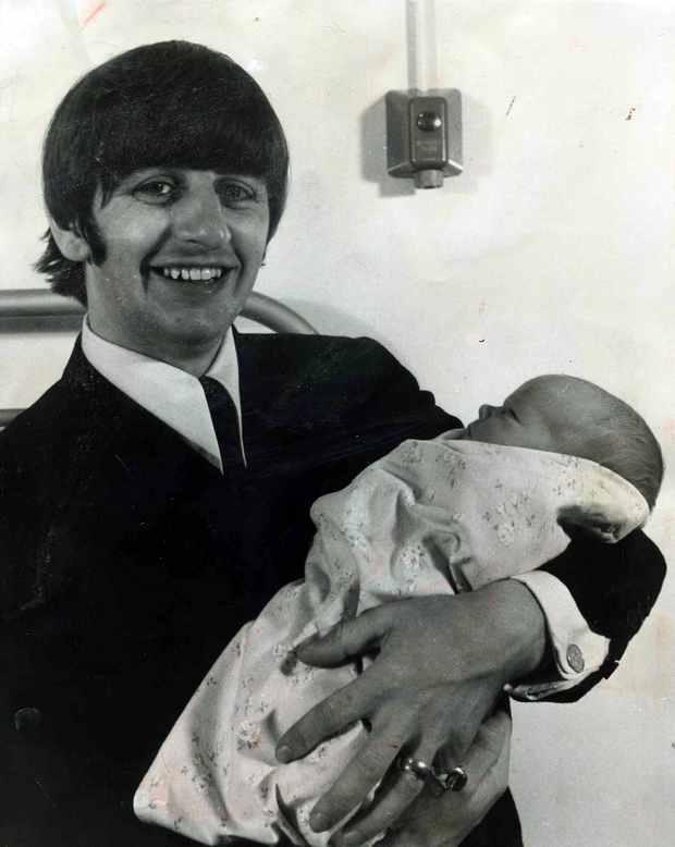 Ringo starr as a baby 6dc4056f79039331cae404e0b