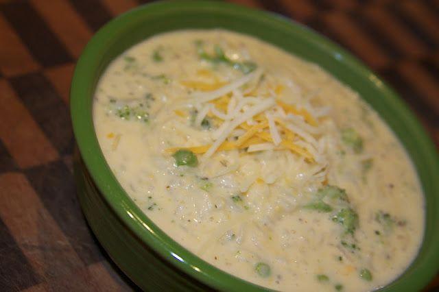 Recipes We Love: Cheesy Broccoli Rice | Food | Pinterest