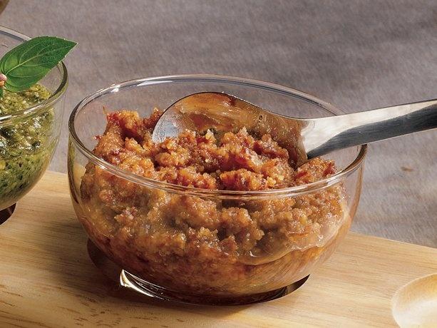 Sun-Dried Tomato Pesto | Recipe