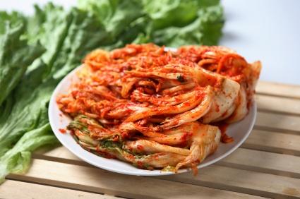 Quick Kimchi Slaw | Recipe