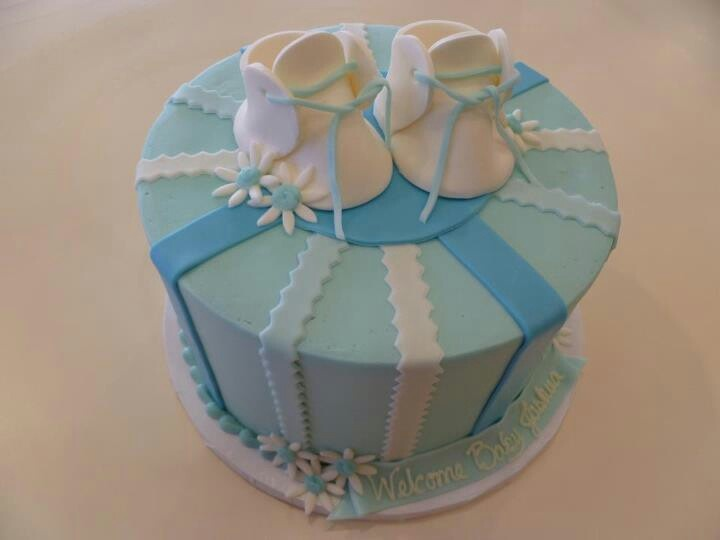 Baby shower cake Favorite Recipes Pinterest