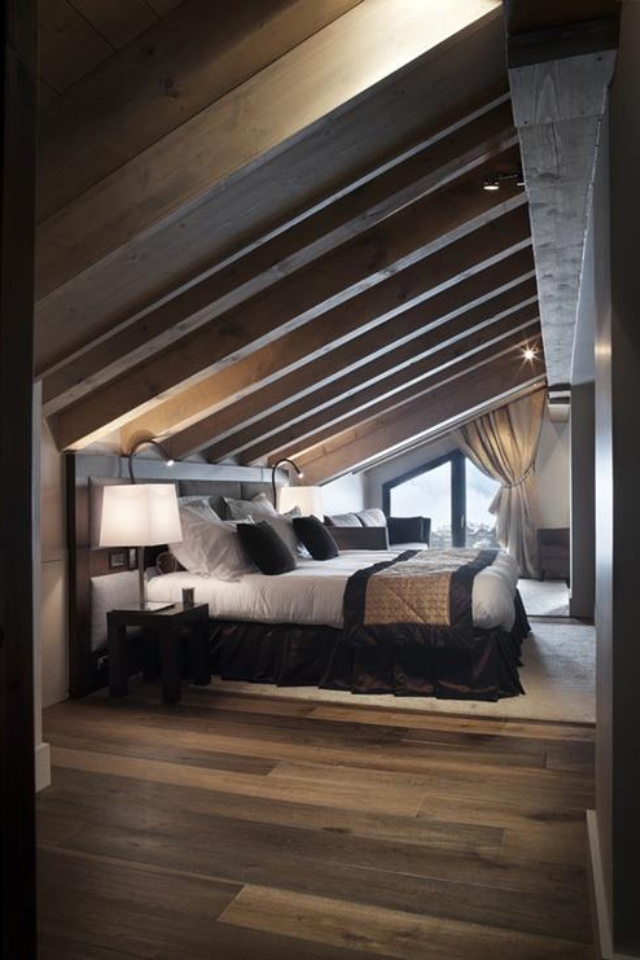 Repair Bedroom In A Loft Style : Bedroom loft  Home and Architecture  Pinterest
