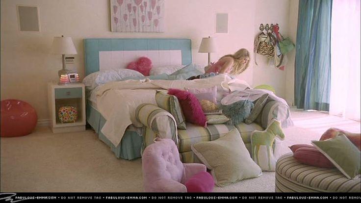 Wild child bedroom