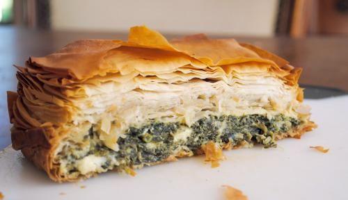 Spanakopita (Greek Spinach Pie) | Recipe