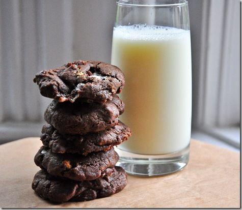 Campfire cookies | Cookies | Pinterest