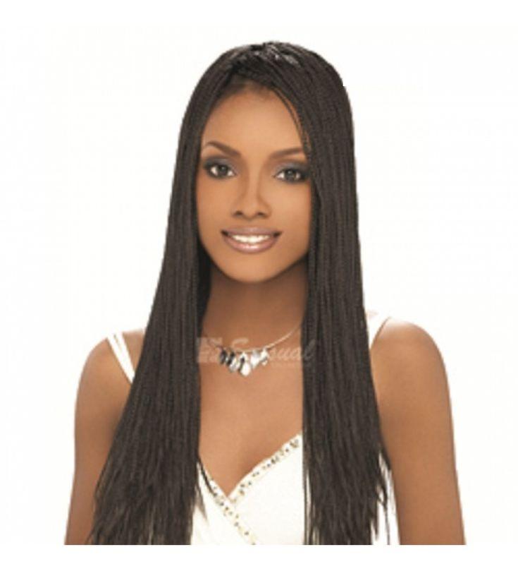 Micro Braids Hairstyles | Sensual Collection 100% Human Hair Braid ...