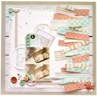A Project by amyheller from our Scrapbooking Gallery originally submitted 03/05/12 at 12:00 AM