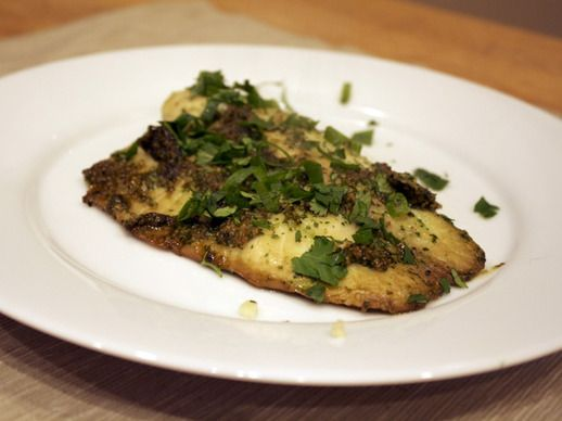 Dinner Tonight: Ginger and Cilantro Baked Tilapia | Serious Eats ...