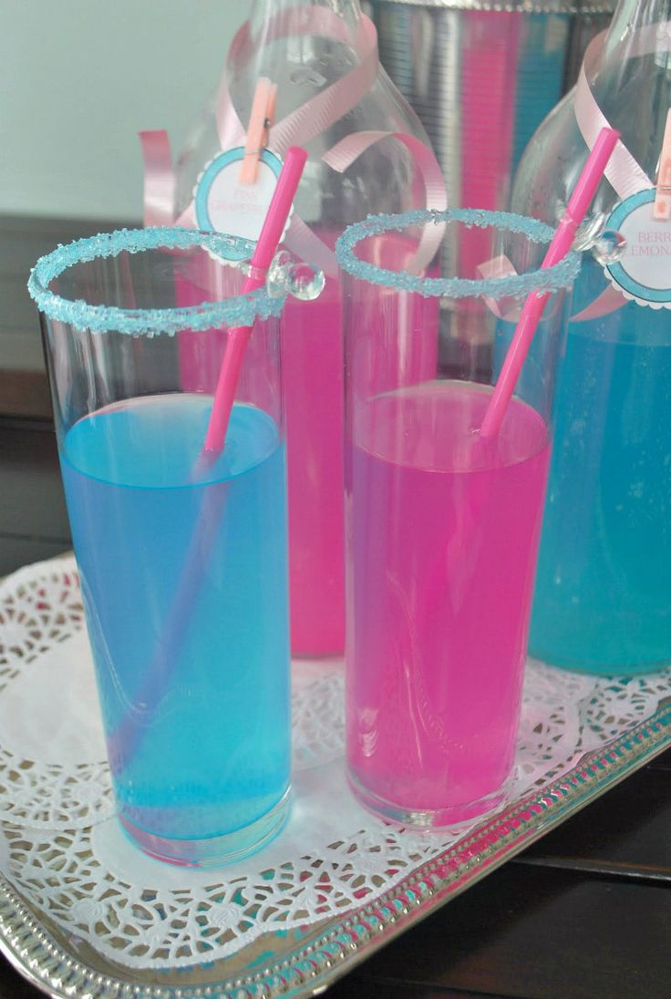 drinks baby shower baby stuff pinterest