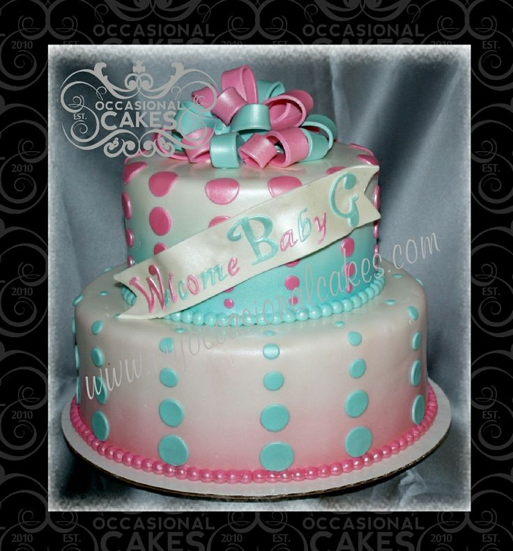gender neutral baby shower cake occasional cakes pinterest