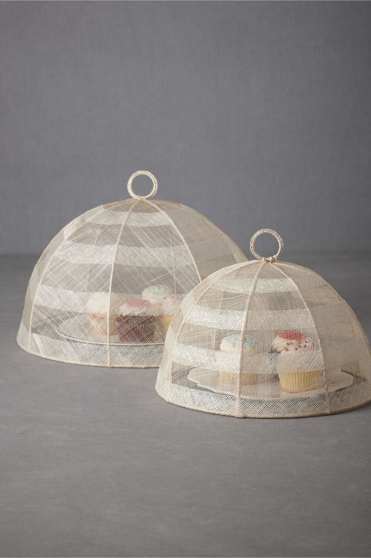 Airy Cloche Food Cover in SHOP Sale at BHLDN