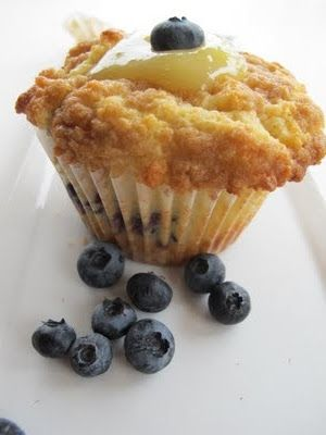 Lemon Blueberry Muffins | Baking and other fine sweets | Pinterest