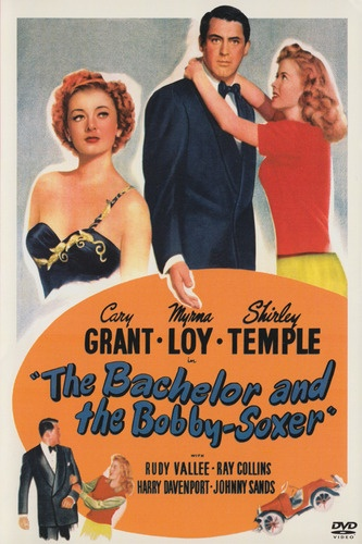 "Shirley Temple? Yes! She's all grown up and has a crush on Cary. The lovely Myrna Loy is in this great comedy, a must see! Cary Grant's character Richard is trying some reverse psychology to get the love struck teen played by Shirley Temple to pick a guy more her age. Funny lines and of all things the great actress Myrna Loy plays the older sister that is first very growly at Richard!  Soon every lining has a silver cloud or does it? Fantastic! ""click on the picture"" add to your collection"