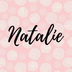 natelie name wallpaper - photo #12