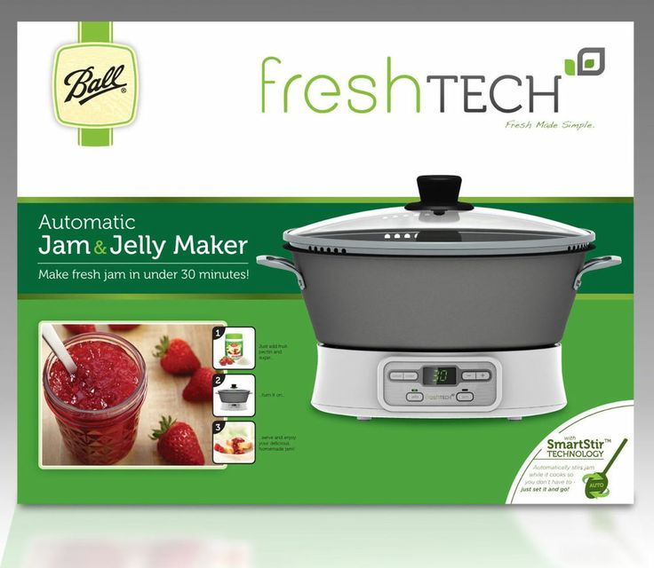 institute ball freshtech jelly maker