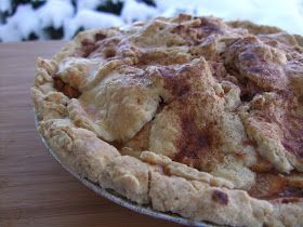 Gluten-Free Double-Crusted Apple Pie | Gluten-Free | Pinterest