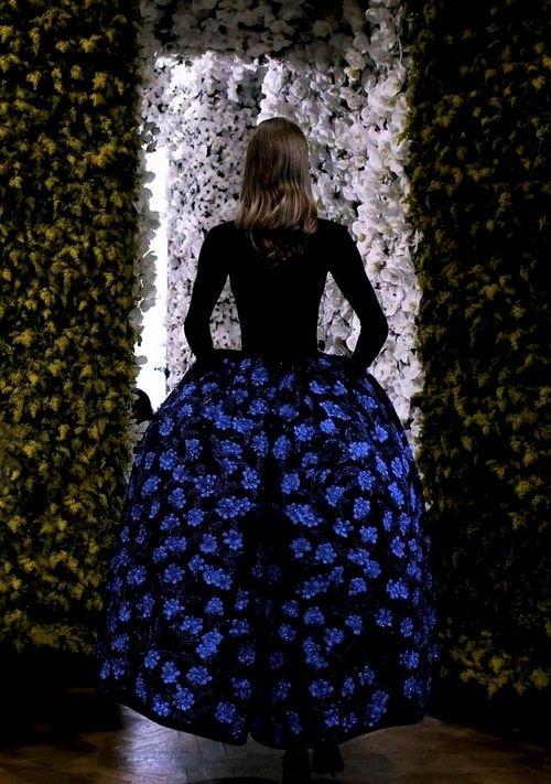 Christian Dior Haute Couture, Fall 2012