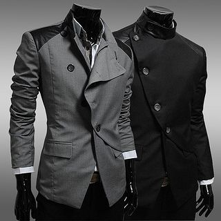 Shop this handsome blazer at Sneak outfitters http://www.sneakoutfitters.com/Leather-Patch-Designer-Cut-Slim-Blazer-Jacket-p3142.html
