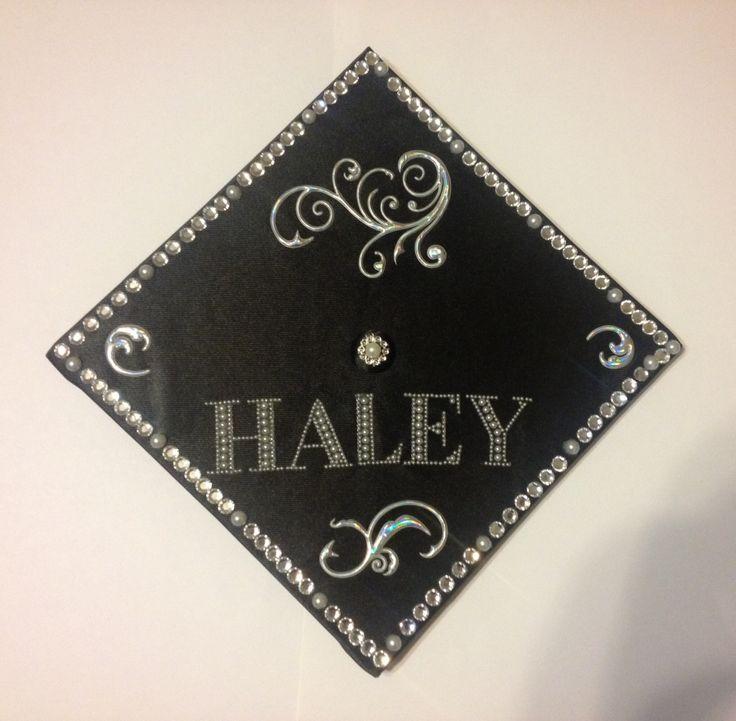 graduation cap decoration graduation party ideas pinterest. Black Bedroom Furniture Sets. Home Design Ideas