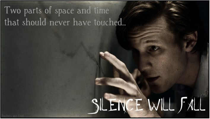 Silence Will FallDoctor Who The Silence Will Fall