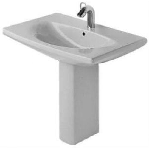 Duravit Pedestal Sink : ... Duravit Description: DURAVIT CARO 27 1/2 WASHBASIN/PEDESTAL SINK SET