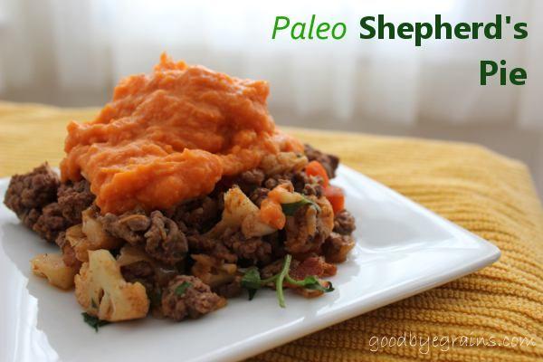paleo} shepherd's pie | goodbyegrains | Pinterest