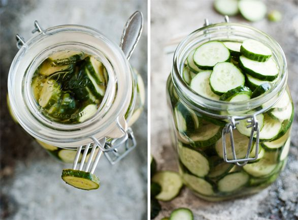 Momofuku pickled cucumbers | Cooking | Pinterest