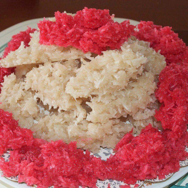 Barbadian Rum Cake Recipe