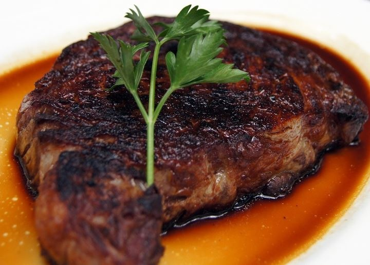 Delmonico steaks | Ok....I like to eat! | Pinterest