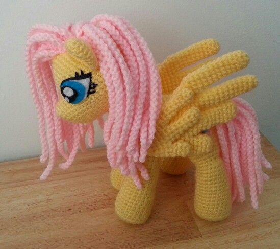My little pony - Fluttershy!