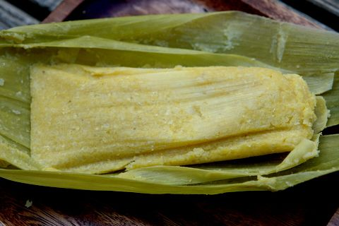 Humitas --6-7 fresh ears of corn, with husks 3 cups grated or crumbled ...