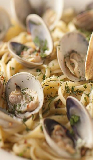 ... clams and broccoli sour cherry clams linguine with clams and fennel