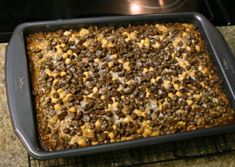 Lusciously Rich Brownie Layer Bars | Recipe