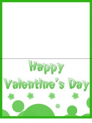 valentine's day green color