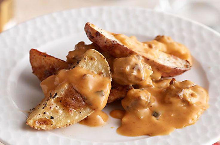 Bacon Cheeseburger Dip | Recipies | Pinterest