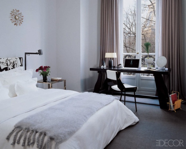 Elle decor bedroom interiors pinterest - Elle decor bedrooms ...