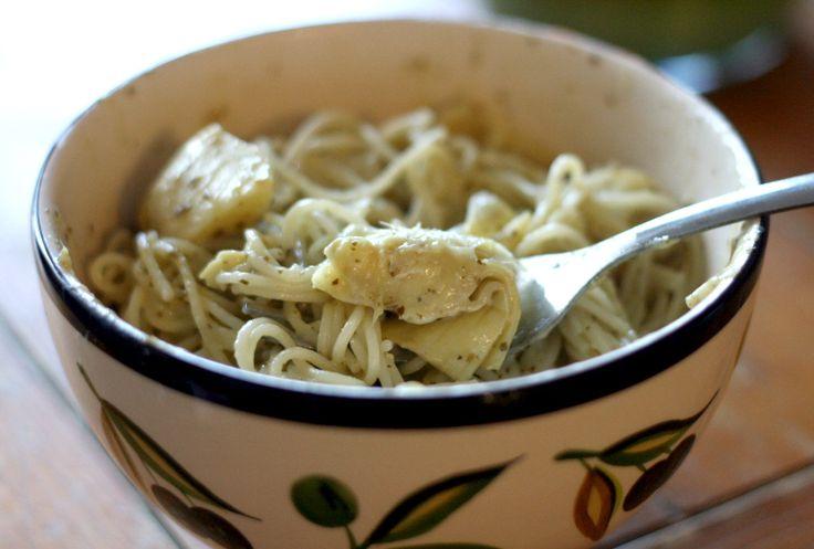 Creamy Pesto Chicken Pasta | Pasta | Pinterest