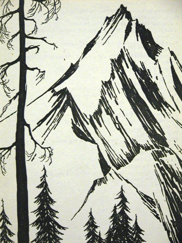 1946 SNOW CAP MOUNTAIN
