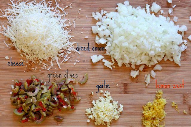 Lemon, Olive, and Parsley Quinoa Cakes | Quiona recipies | Pinterest
